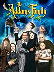 The Addams Family and Addams Family Values arrive on DVD, Blu-ray and a 2-Movie Collection Oct. 1 from Paramount