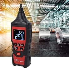 Termómetro digital Higrómetro, Psicrómetro digital, Bodega de vino de granja resistente a la corrosión para laboratorio de cultivo de jardín