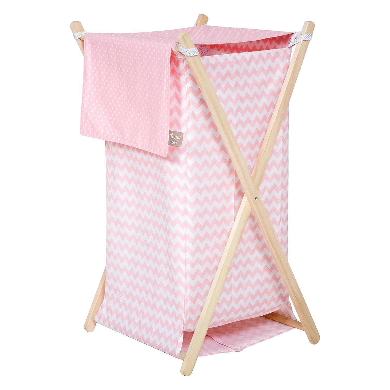 Trend Lab Pink Sky Hamper Sets, 5 pounds