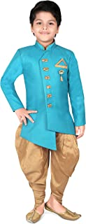 AHHAAAA Kids Sherwani Ethnic wear Dhoti Pant Indo Western - for Kids and Boys from