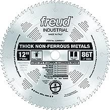 "Freud 12"" x 86T Thick Non-Ferrous Metal Blade (LU89M012)"
