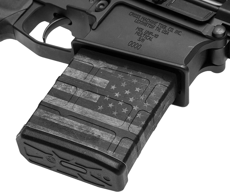 GunSkins Finally popular brand AR-10 Mag Skin - Premium with Wrap Vinyl Jacksonville Mall Pie Precut