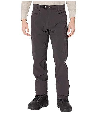 Prana Adamson Winter Pants (Charcoal) Men