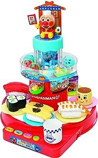 Anpanman capsule round and round fun conveyer-belt sushi