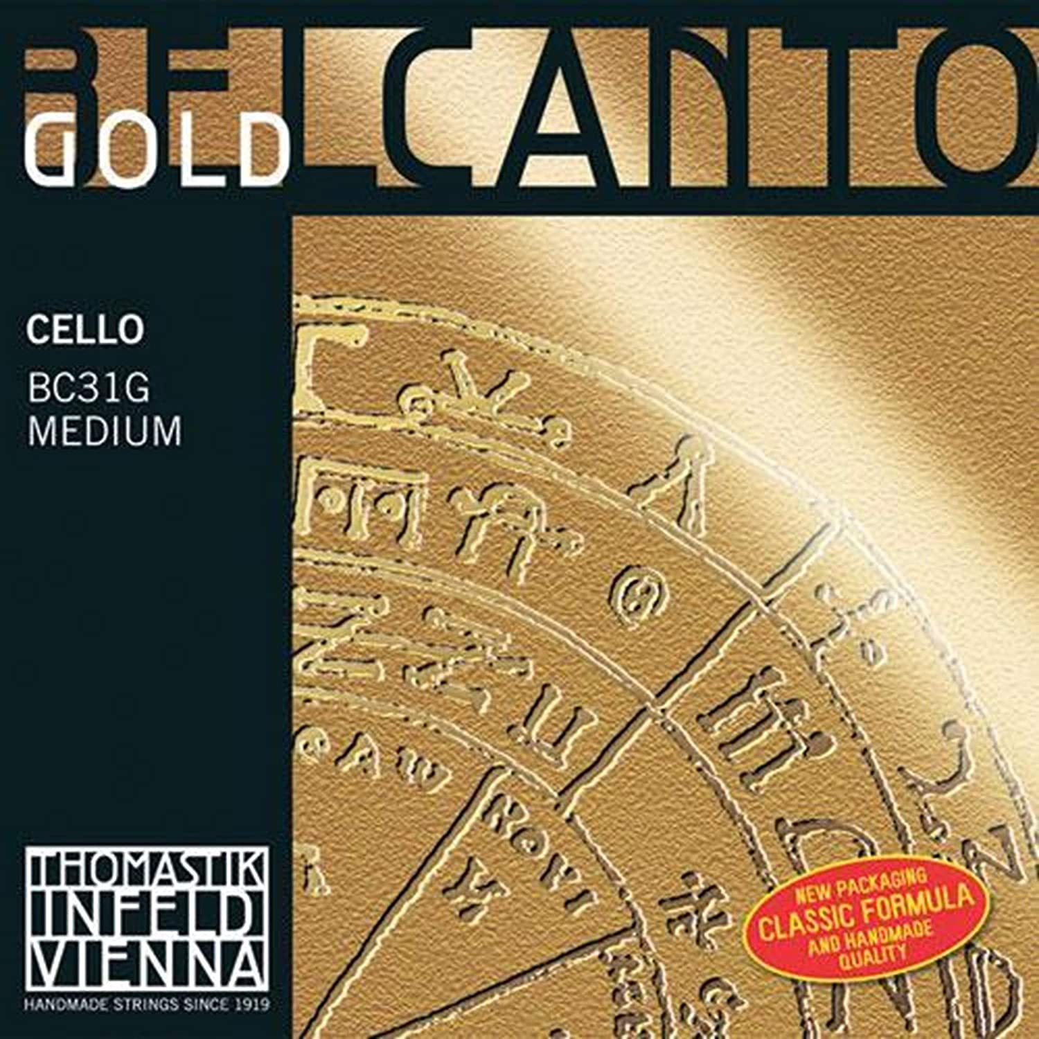 Thomastik-Infeld Cello BC28G Strings Over item handling Special Campaign