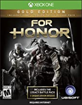 For Honor: Gold Edition (Includes Extra Content + Season Pass subscription) - Xbox One