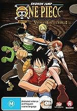 One Piece Voyage Collection 1 (Episodes 1-53) (DVD)