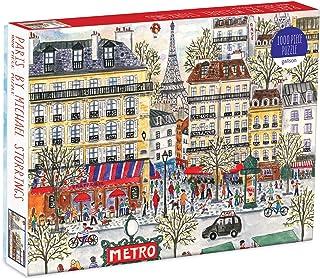 Michael Storrings Paris 1000 Piece Puzzle