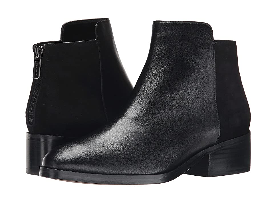Cole Haan Elion Bootie (Black Leather) Women