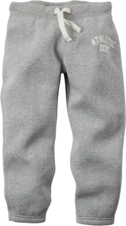 Carter's Pull-On Fleece Pants - Preschool Boys 4-7