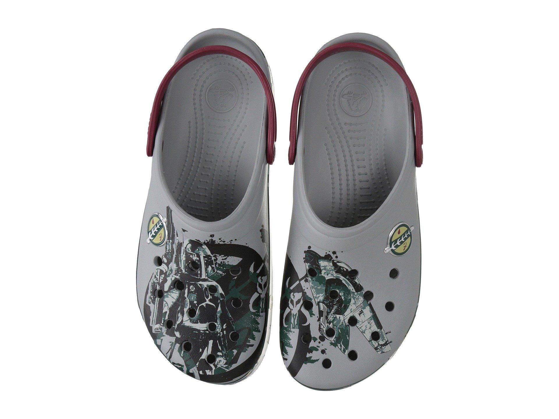 Calzado Sin Talon para Hombre Crocs CB Star Wars Boba Fett Clog  + Crocs en VeoyCompro.net