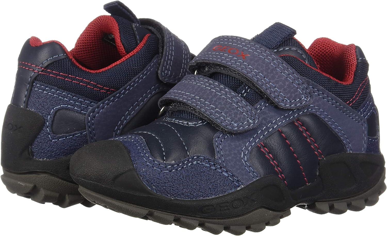 Geox Boys J New Savage Low-Top Sneakers