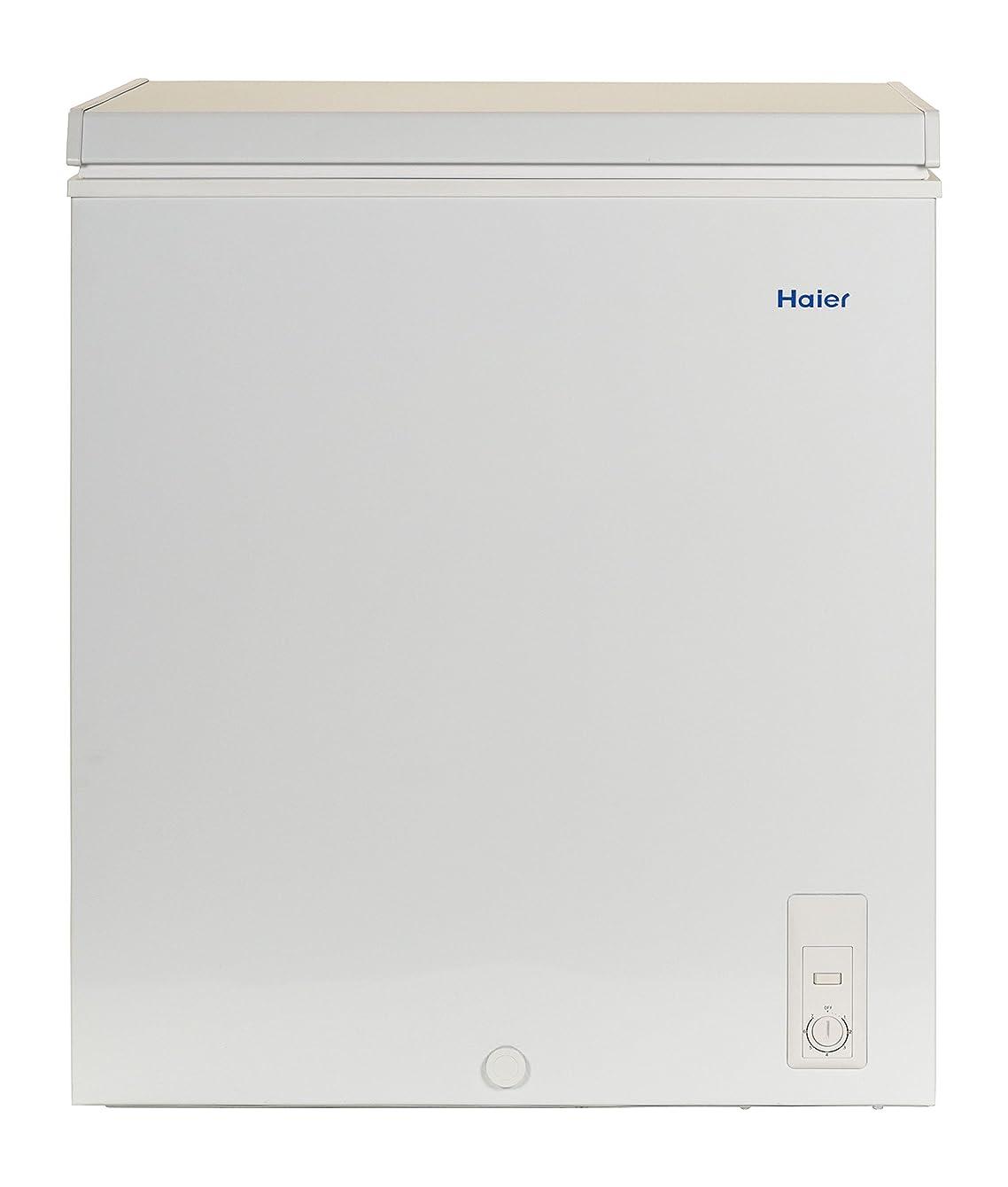 Haier HF50CM23NW 5.0 cu. ft. Capacity Chest Freezer, White