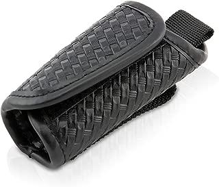 TECH118 Silent Key Holder- Basketweave Police Duty Belt Silent Key Holder