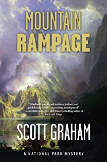 Mountain Rampage: A National Park Mystery (National Park Mystery Series Book 2)
