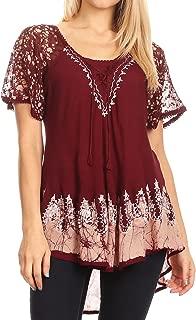 Best batik blouse design Reviews