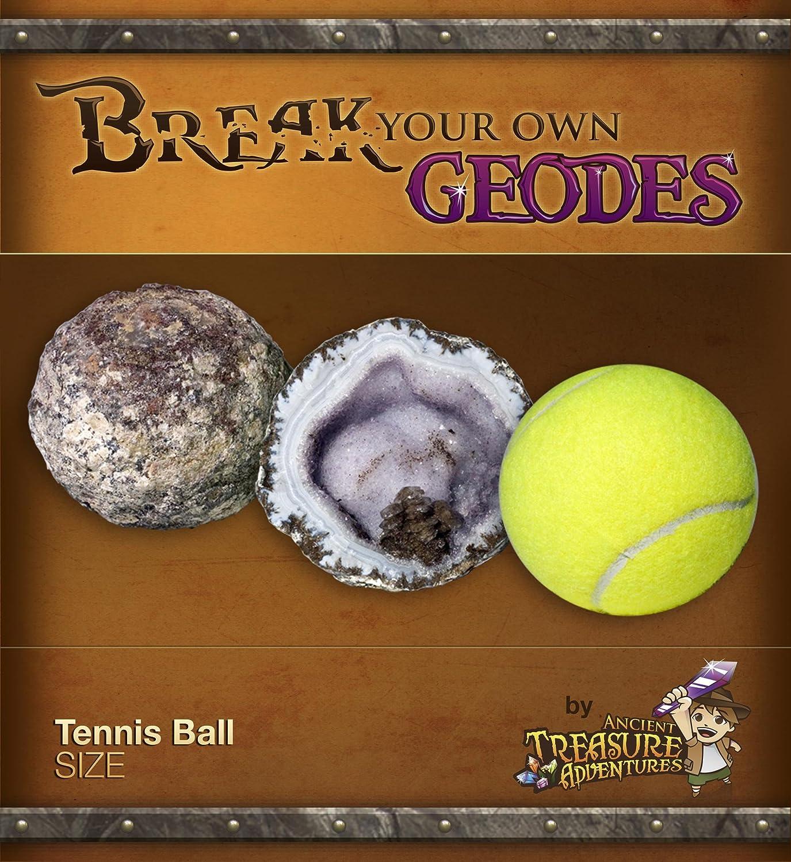 High Quality Break Your Own Geode Tennis Ball