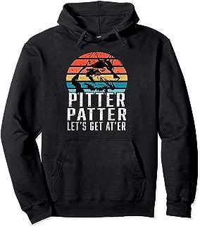 Let's get at'ER Funny Pitter Novelty Pullover Hoodie