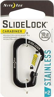NITEIZE(ナイトアイズ) SLIDELOCK #2 ブラック CSL2-01-R6