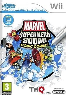 Marvel Super Hero Squad Comic Combat - uDraw (Wii)