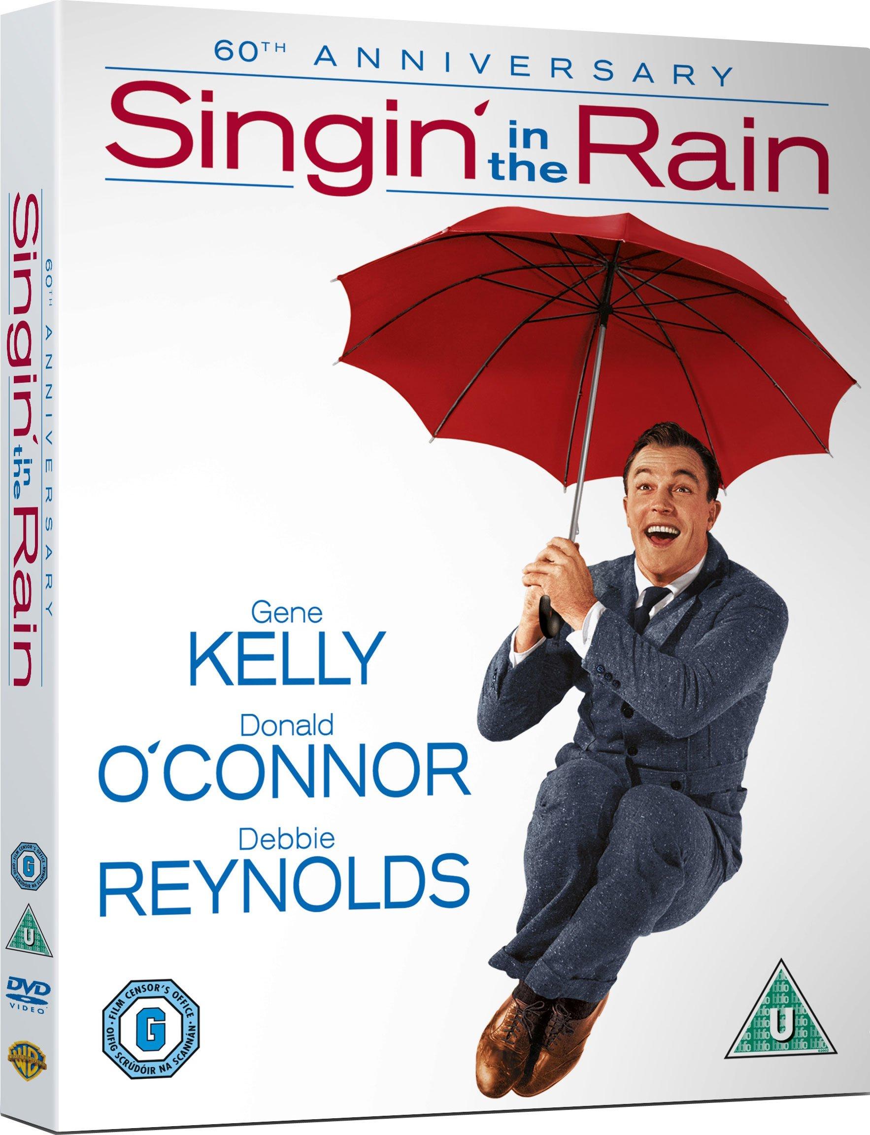 Singin In The Rain Edizione: Regno Unito Italia DVD: Amazon.es ...