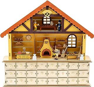 Best advent calendar house Reviews