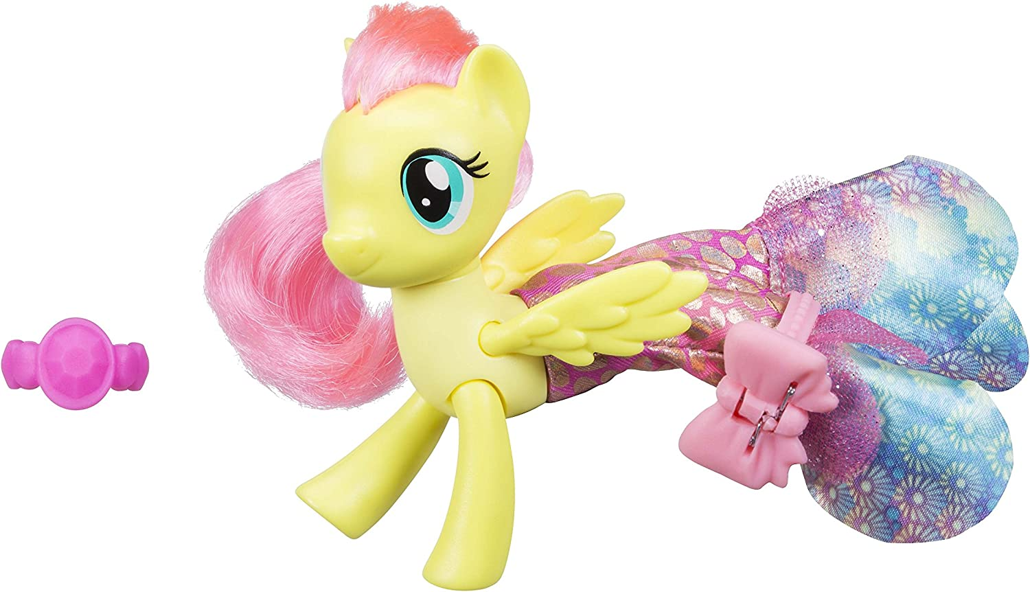 My Little Pony The New Free Shipping Movie Ranking TOP15 Styles Fashion Land Sea Fluttershy