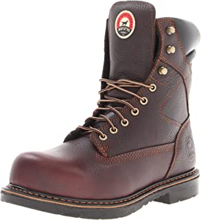 Irish Setter Men's 8 Steel Toe Work Boot