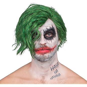 Killing Joke Costume Accessory Green Deluxe Wig