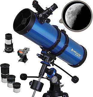Meade Instruments Polaris 130EQ Reflector Telescope