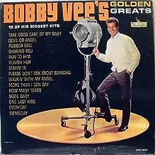 BOBBY VEE GOLDEN GREATS vinyl record