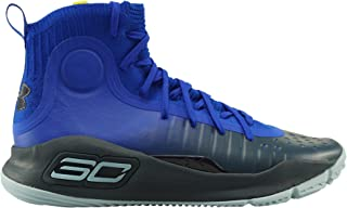 Under Armour Curry 4 Mid Basketball Shoes (Kids)
