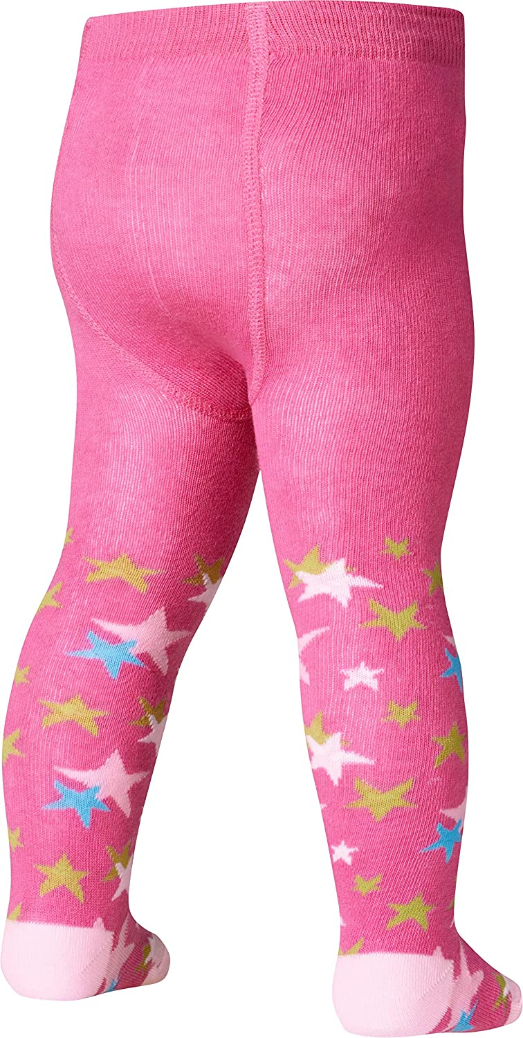 Playshoes Girls Supersoft Stars Meets Oekotex-100 Standards Tights