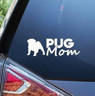 Best pug car decal Reviews