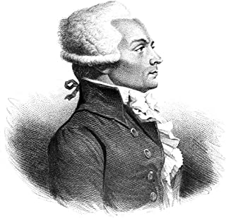 Maximilien Robespierre N(1758-1794) French Revolutionist Line And Stipple Engraving 19Th Century Poster Print by (18 x 24)