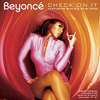 Best beyonce feat slim thug check on it Reviews