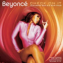 Best beyonce check on it album Reviews