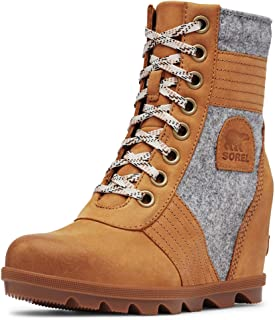 e8df89835bb Wedge Women's Boots | Amazon.com