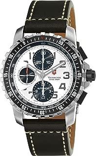 Victorinox Swiss Army Men's 241450 Alpnach Silver Chronograph Dial Watch Watch