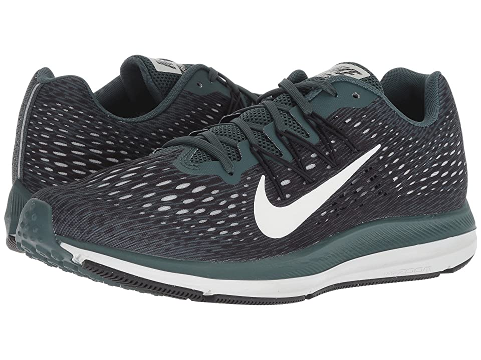 Nike Air Zoom Winflo 5 (Faded Spruce/Phantom/Black/Light Silver) Men