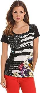 Desigual Women's Inma T-Shirt - Black