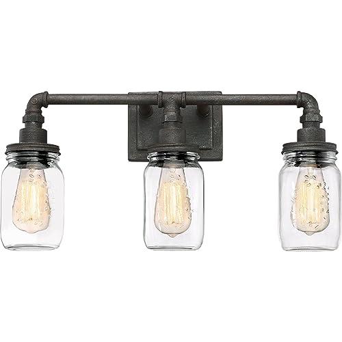 Farmhouse Bathroom Light Fixtures | Farmhouse Bathroom Vanity Lights Amazon Com