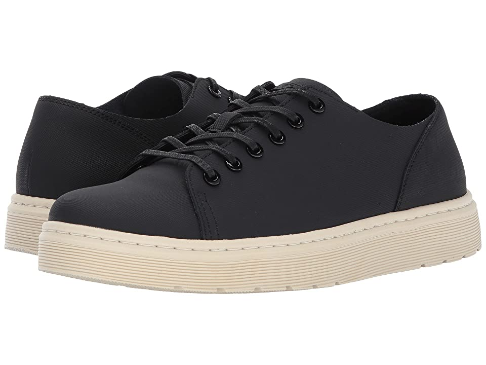 Dr. Martens Dante 6-Eye Raw Shoe (Black Ajax) Shoes