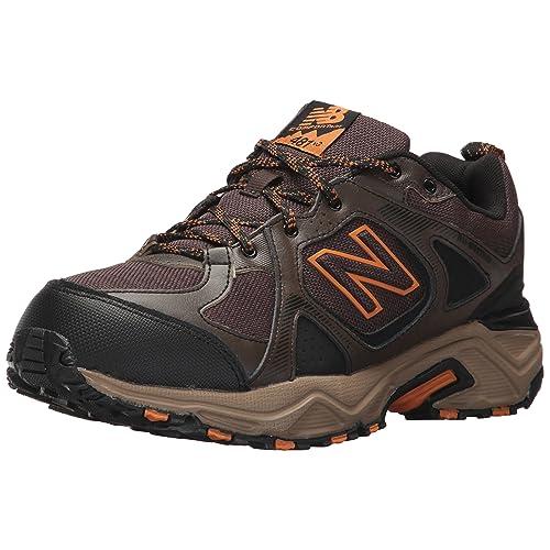 06d2c923f5e99f New Balance Men s 481V3 Water Resistant Cushioning Trail Running Shoe
