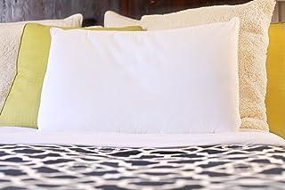 Silk Bedding Direct Oreiller en Soie. Luxe de Qualité Supérieure. 100% Soie de Mûrier. Hypoallergénique. 58 cm x 38 cm. Ce...