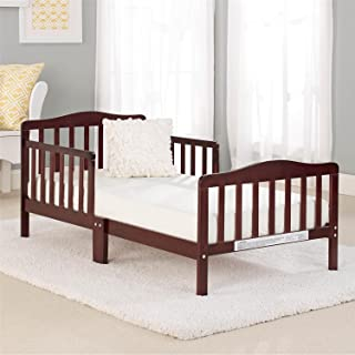 how to put a wooden toddler bed together