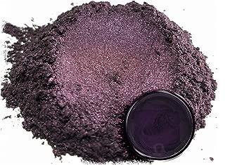 "Eye Candy Mica Powder Pigment ""Dark Ube"" (50g) Multipurpose DIY Arts and Crafts Additive | Woodworking, Epoxy, Resin, Natural Bath Bombs, Paint, Soap, Nail Polish, Lip Balm"