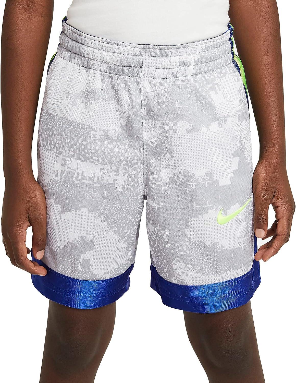 Nike Elite Super Big Kids' (Boys') Basketball Shorts Boys DA0150-101
