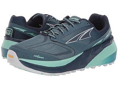 Altra Footwear Olympus 3.5 (Blue/Green) Women