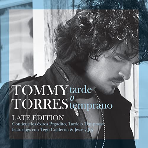 cancion imparable tommy torres jesse